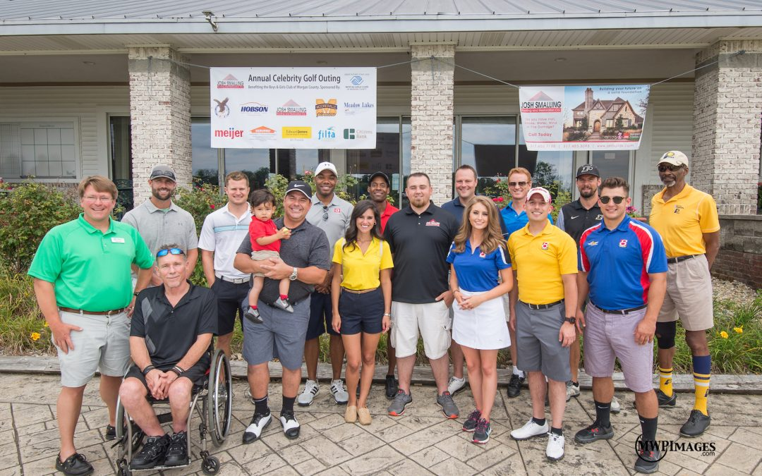2017 Celebrity Golf Outing
