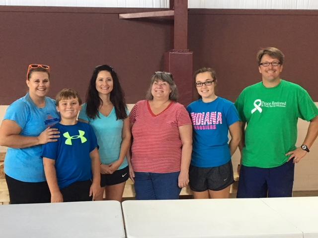 Club moves into Mt. Gilead Community Center