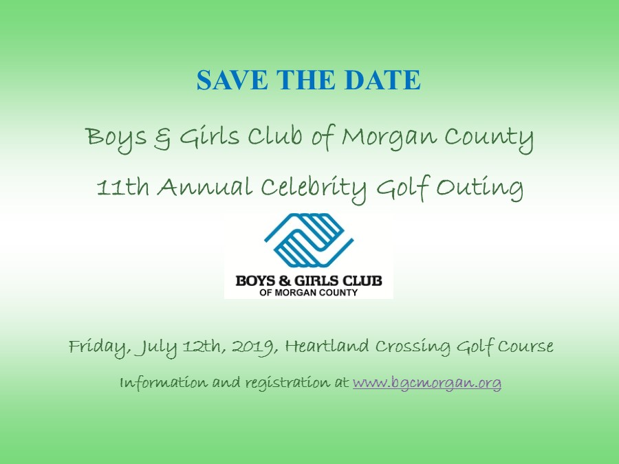 11th Annual Celebrity Golf Outing
